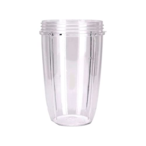 TOOGOO(R) Oversized Huge Cup Mug Replacement Clear, 24Oz