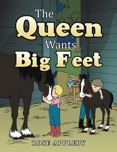 The Queen Wants Big Feet