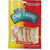 DINGO CHIP TWISTS 6 PK, My Pet Supplies