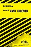 Anna Karenina (Cliffs Notes) by Marianne Sturman (1965-11-12)