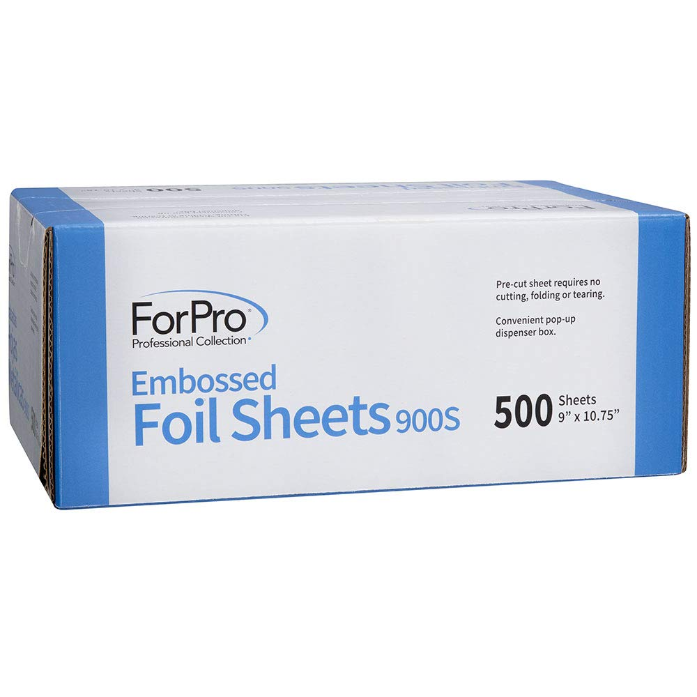 For Pro Foil Sheets 900s 9 Inch X 10.75 Inch, 500 Count by For Pro