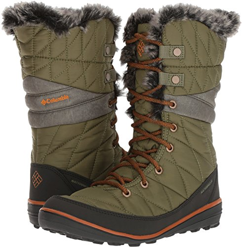 Columbia Heavenly Omni-Heat Boot - Women's Zuc/Bright Copper, 8.5