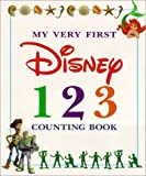 My Very First Disney 123 Counting Book, Ellen Weiss, 0736401466