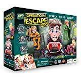 Spy Code The NEW Operation: Escape Room Family Board Game