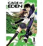 Cage of Eden: v. 1 (Cage of Eden) (Paperback) - Common