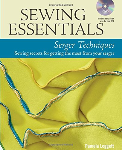 how to use a serger - 3