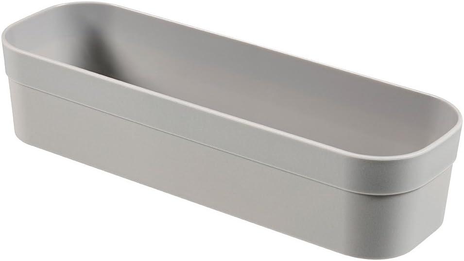 15x15cm 15,2x15,2x5,1 cm Crates Casier Infinity carr/é CURVER Gris