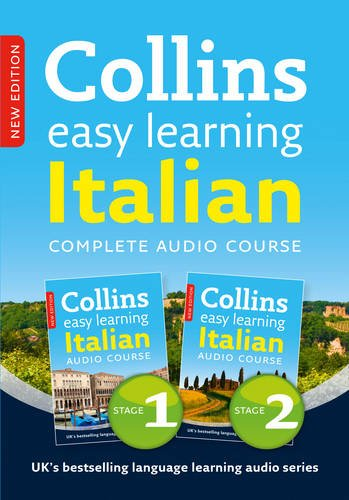 Italian: Stage 1 and Stage 2 (Collins Easy Learning Audio Course)