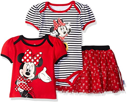 Disney Baby Girls Minnie Mouse