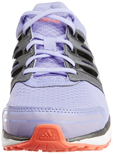 adidas Falcon Elite 3 W, Zapatillas de Running para Mujer Rosa / Blanco