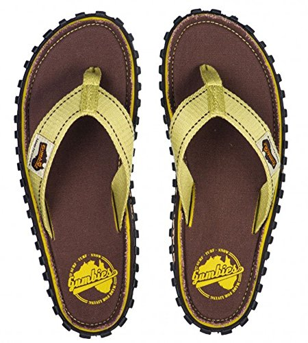 EU Numero Adulto Infradito Calzature Gumbies Sandali 12 Vintage da UK 36 Islanders Spiaggia 0q5gSw8