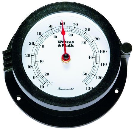 Weems & Plath Bluewater Collection Thermometer (Collection Marine Scale)