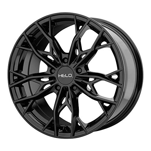 - HELO HE907 GLOSS BLACK HE907 18x8 5x120.00 GLOSS BLACK (40 mm) rims