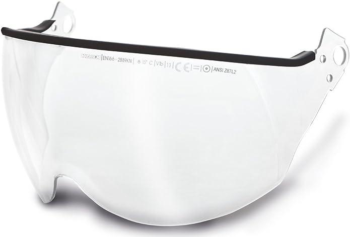 Kask Visor Casque Visi/ère Smoke V2/pour plasma AQ