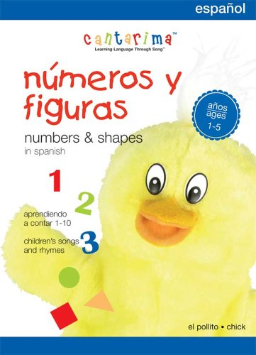 Números y Figuras - Numbers & Shapes [VHS] by Cantarima Multimedia LLC