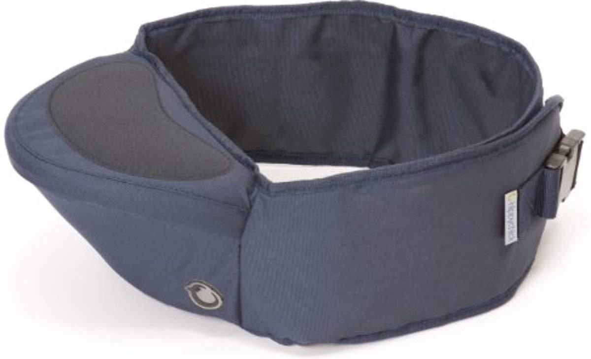 Hippychick HCHIP0002 - Asiento de cadera portabebés, color azul marino