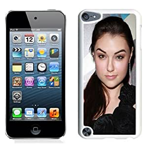Unique Designed Cover Case For iPod 5 Touch With Sasha Grey Girl Mobile Wallpaper(27) Phone Case