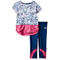 Marika Girls' Capri Sets with Headband