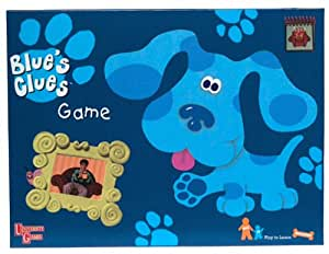 Amazon.com: Blue's Clues Game: Toys & Games