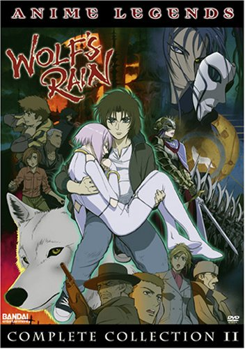 Wolf's Rain: Complete Collection, Vol. 2 (Anime Legends)
