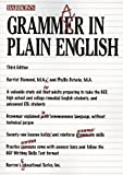 Grammar in Plain English, Harriet Diamond and Phyllis Dutwin, 0812096487