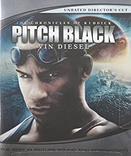 The Chronicles of Riddick - Pitch Black (Unrated Director's Cut) [HD DVD] (B000FGG60W) | Amazon Products