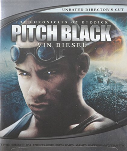 Blu-ray : Pitch Black (Unrated Version)