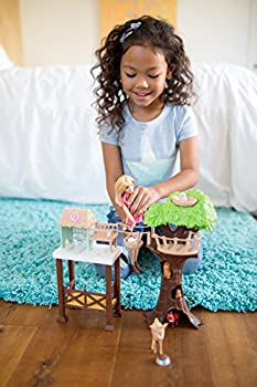 Barbie Animal Rescuer Doll & Playset 1
