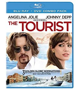Cover Image for 'Tourist (Two-Disc Blu-ray/DVD Combo), The [blu-ray]'