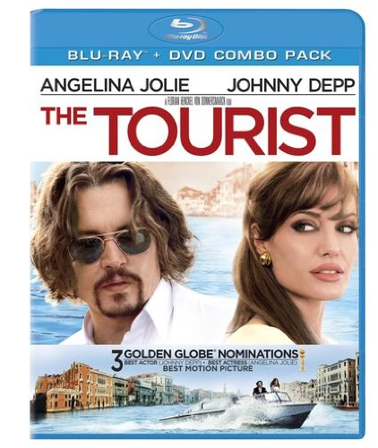 The Tourist (Two-Disc Blu-ray/DVD Combo)