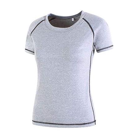 DAGUAISHOU Profesión Deporte Desgaste Mujer Camiseta Correr ...