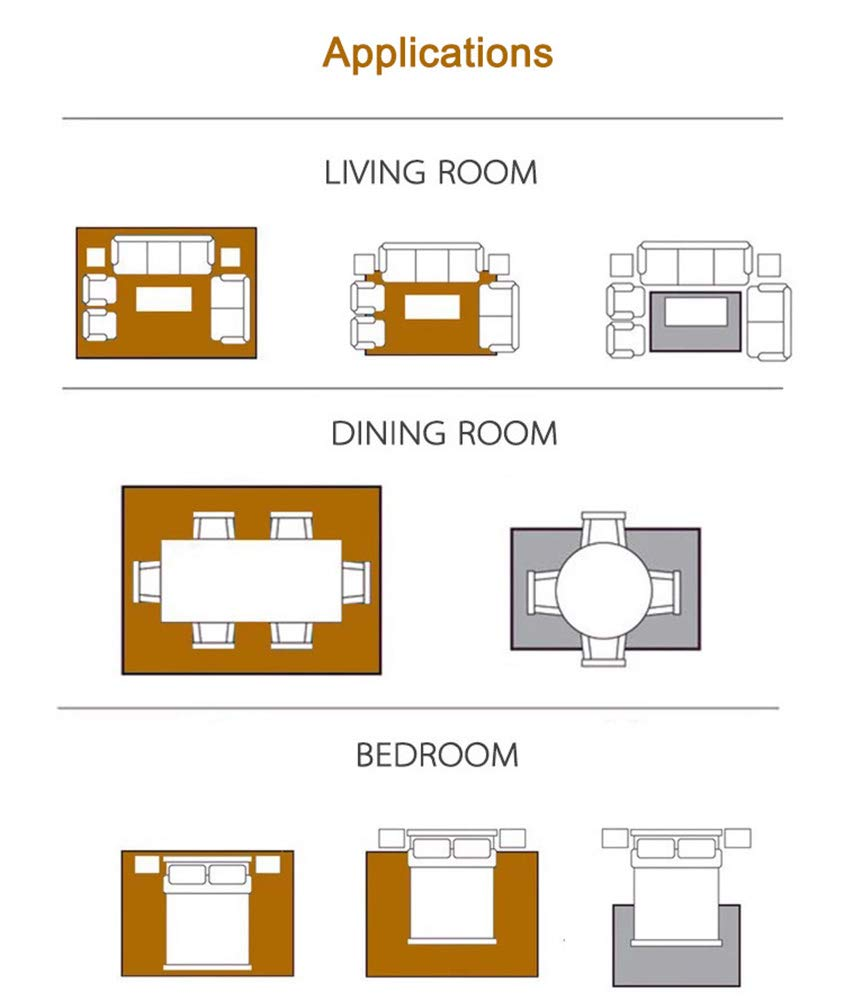 Insun Teppich Teppich Teppich Skandinavischer Stil Teppich Moderner Geometrische Formen Teppich Anti Rutsch Abwaschbarer Stil 24 160x200cm B07KCR7T4J Teppiche 2f3b3f