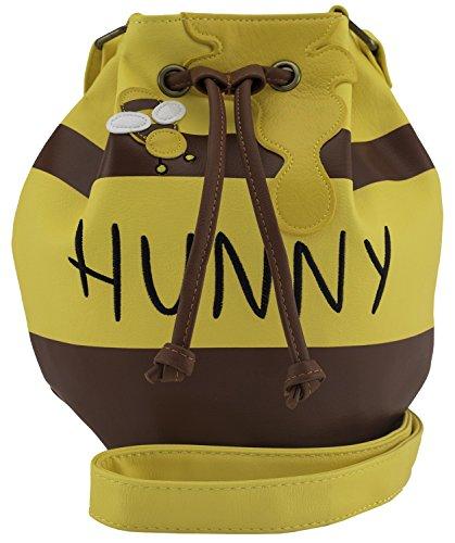 Pooh Honey Pot Crossbody bag Standard (Standard Clay)