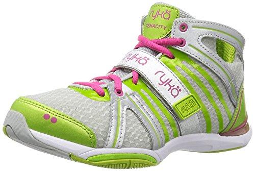 RYKA Women's Tenacity Cross-Trainer Shoe Lime/Pink cheapest price sale online 2niqDTbF