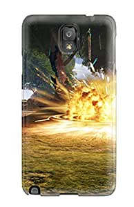 Hot New Style Skyforge Premium Tpu Cover Case For Galaxy Note 3