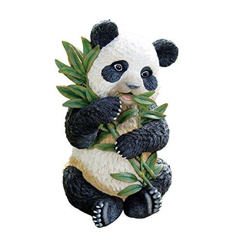 Design Toscano Tian Shan, the Panda Sculpture