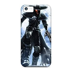 ChrisArnold Iphone 5c Well-designed Hard Cases Covers Evil Dark Protector