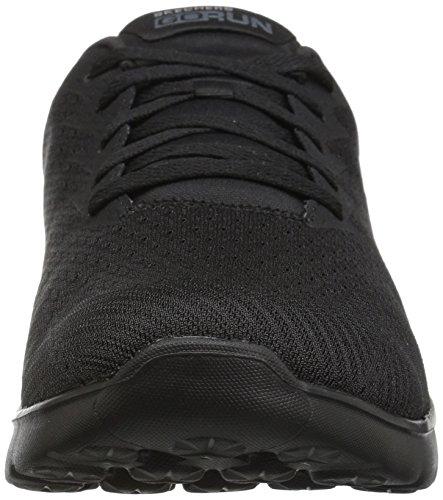 Skechers Mens Go Run 400-Generate Sneaker Black fNDQl
