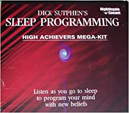 Dick sutphen sleep programming where you