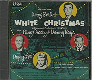 bing crosby danny kaye peggy lee selections from