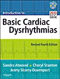 img - for Introduction To Basic Cardiac Dysrhythmias by Sandra Atwood (2011-09-15) book / textbook / text book