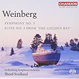 Weinberg: Symphony No. 3 / Suite No. 4: From the Golden Key