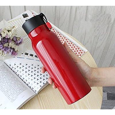 Isolation Tasse femelle Sexuellement Drizzle Tasses en acier inoxydable Tasses Creative pour homme Tasse étudiants avec la tasse