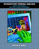 Book cover image for Introductory Criminal Analysis: Crime Prevention and Intervention Strategies