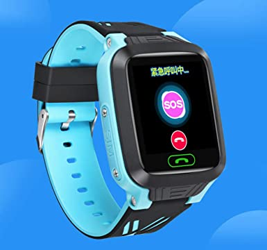 Amazon.com: Childrens Smart Watch Phone Waterproof GPS ...