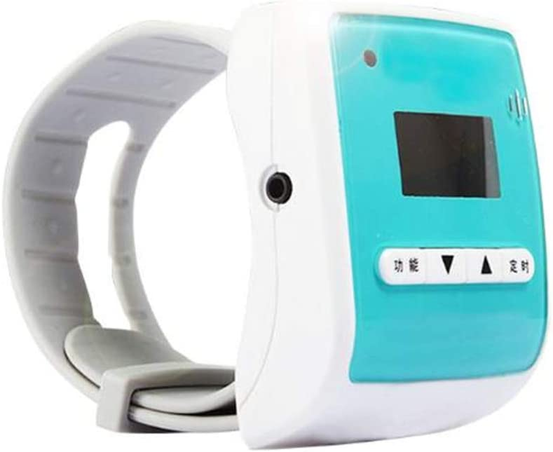 Smart Wrist Snoring Device, Electronic Sleep Device, Sleep Aid for Improving Insomnia, Pulse Physiotherapy Machine