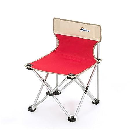 AJZXHEIdea Simple sillas Plegables, sillas de Pesca, sillas ...