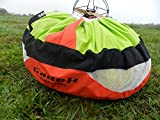 Gadek Fast Stuff Sack for Paragliding Paramotor PPG powered paraglider (Orange)