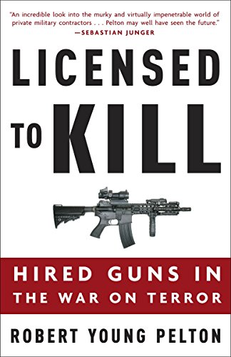 a book review by Roberta E  Winter: Licensed to Kill: Hired