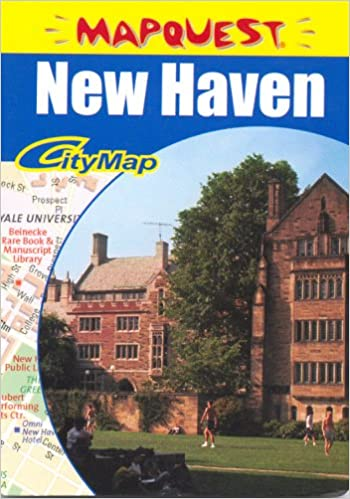 New Haven, Ct (Z-Map): American Map Corporation: 9780841624924 ...